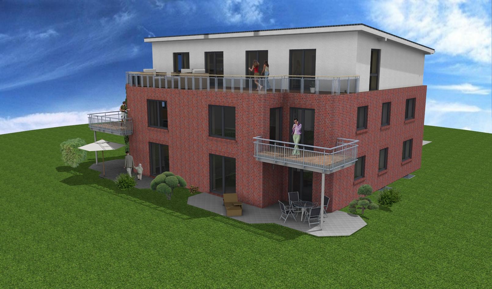 Unser neues Bauvorhaben: Heidenau, Planstr. 11